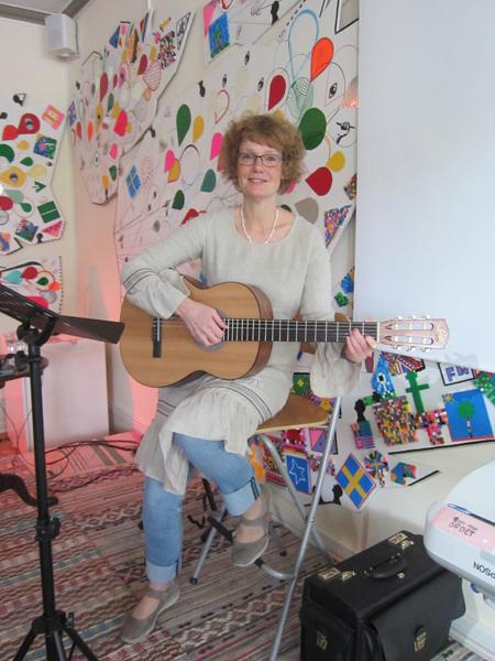 Elisabeth Jönsson. Foto: Inger Maria Johansson